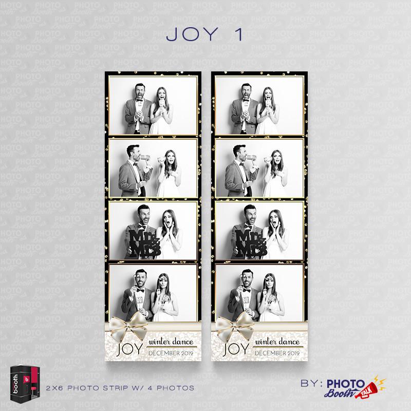 Joy 1 2x6 4 Images- CI Creative