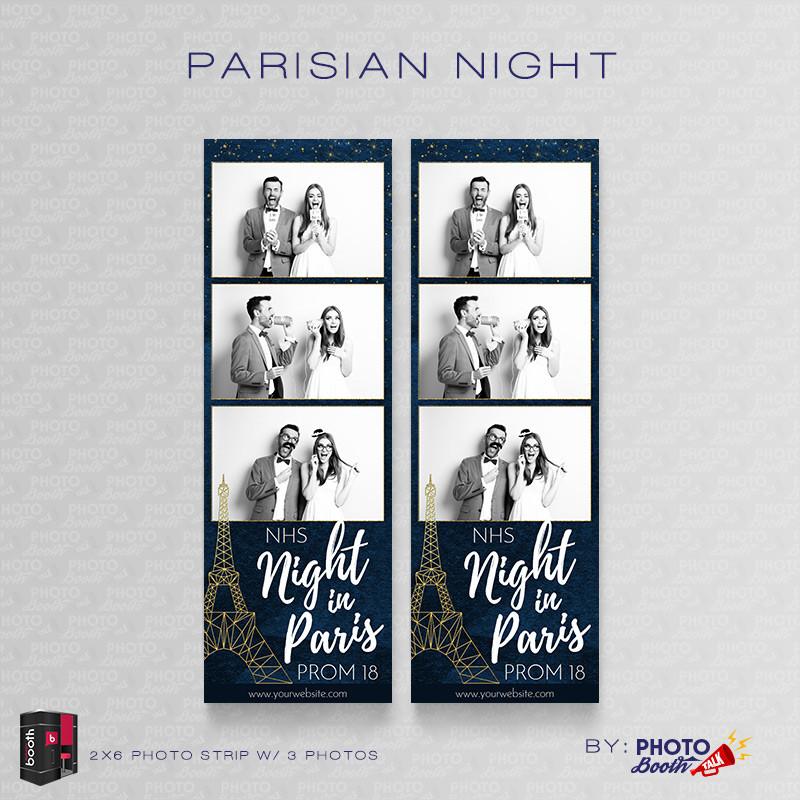 Parisian Night 2x6 3 Images - CI Creative