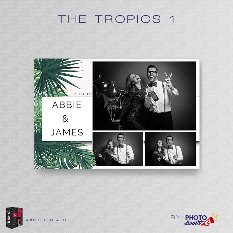 The Tropics 1 4x6 - CI Creative