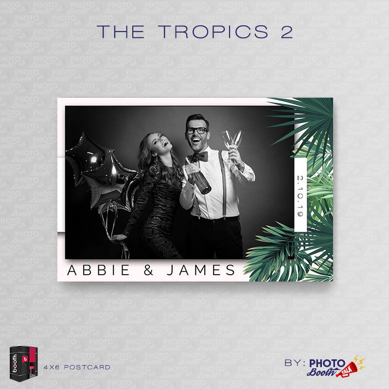 The Tropics 2 4x6 - CI Creative