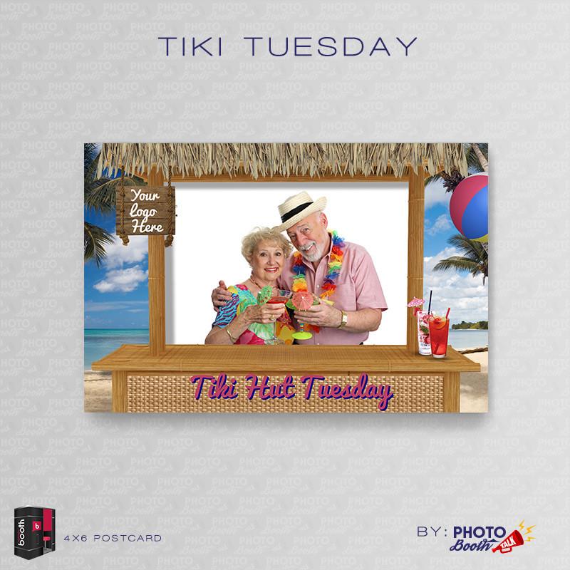 Tiki Tuesday 4x6 - CI Creative