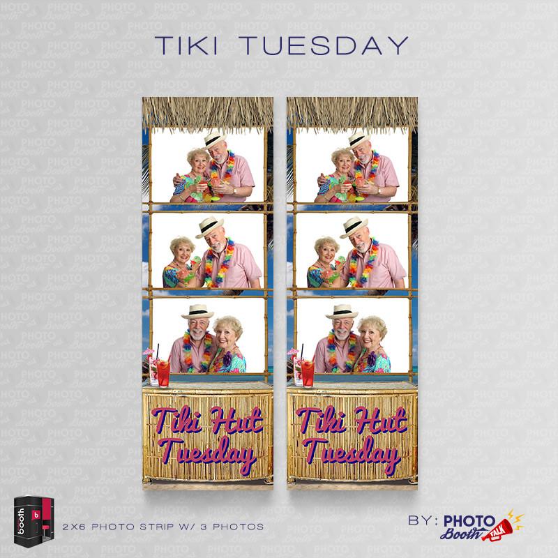 Tiki Tuesday 2x6 3 Images - CI Creative