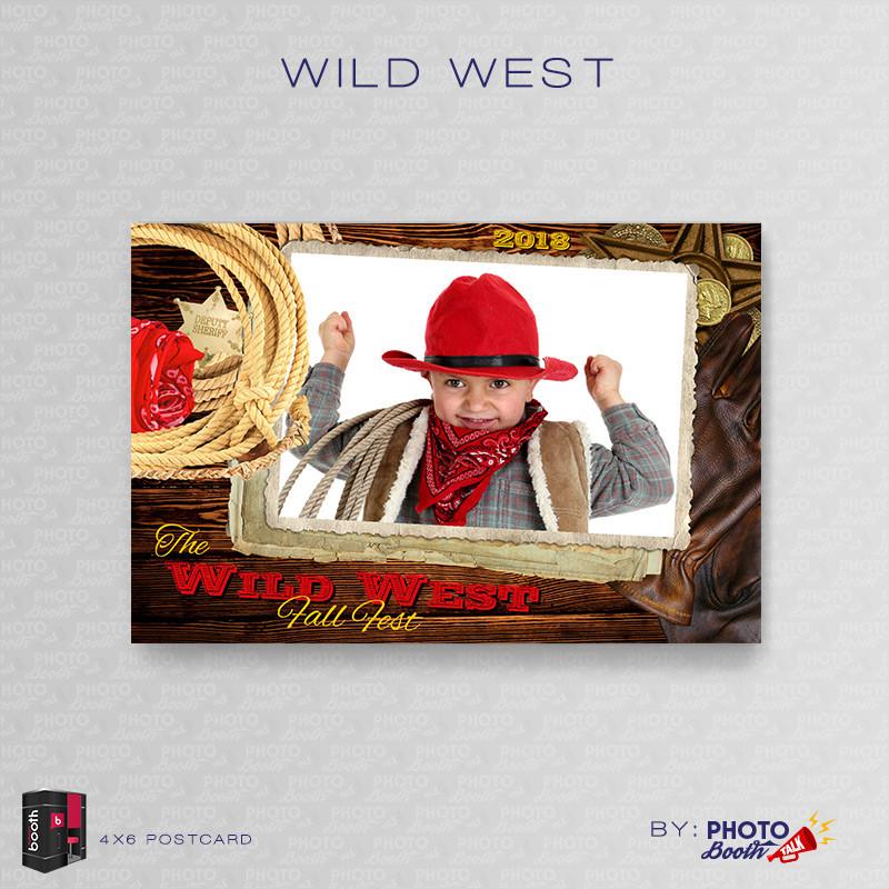 Wild West 4x6 - CI Creative