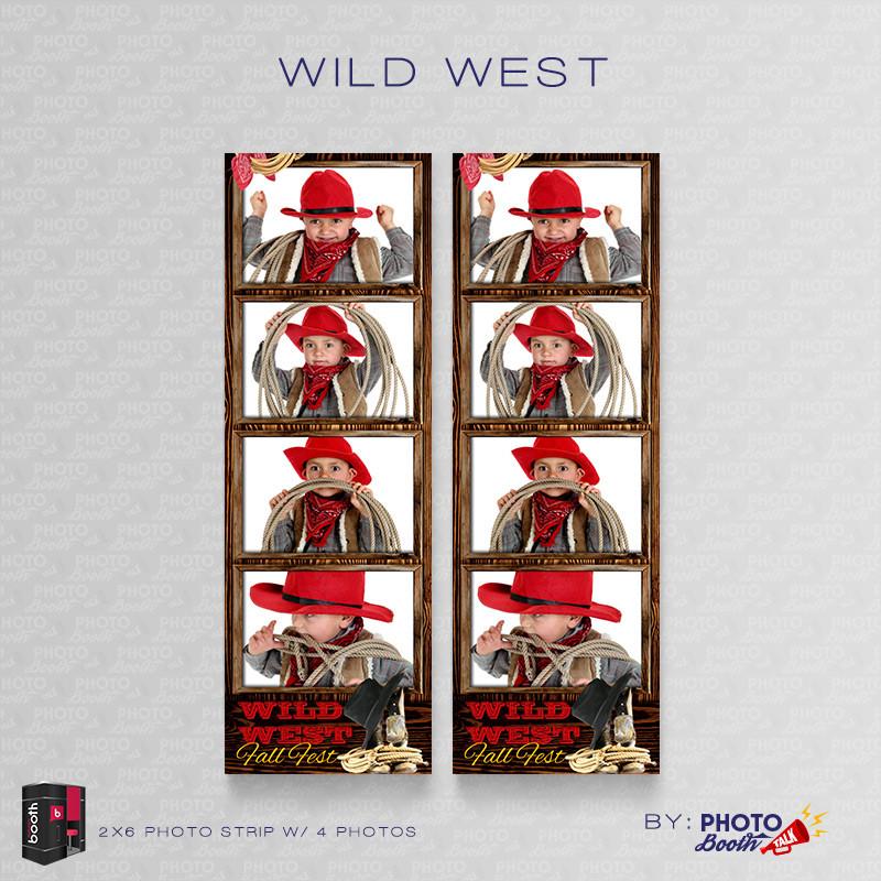 Wild West 2x6 4 Images - CI Creative