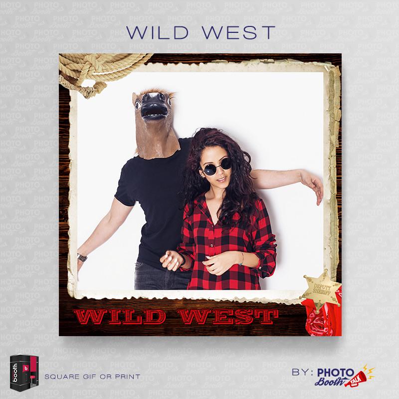 Wild West Square - CI Creative