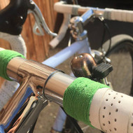 Replace your Handlebar Tape with Colorful Twine!