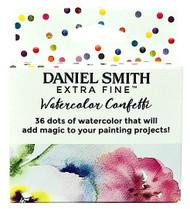Daniel Smith Watercolor Confetti Dot Card Set