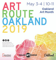 ART ROUTE OAKLAND 2019