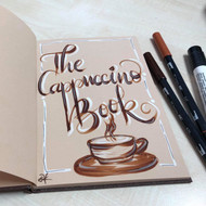 What's New: THE CAPPUCCINO BOOK - Hahnemuehle's New Sketchbook
