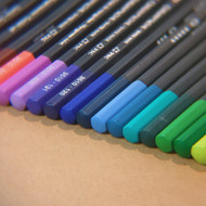 What's New: Caran D'Ache Museum Aquarelle pencils