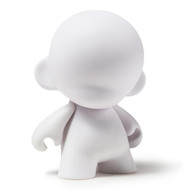 FLAX Gift Ideas - MUNNY Blank Art Toy
