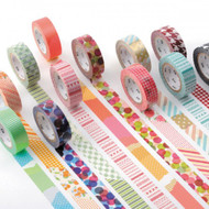 Inspiring Creativity with Washi Tape