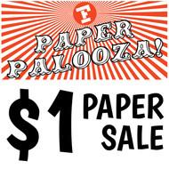 Paper Palooza!