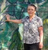 Live Art with Pamela Rhodes
