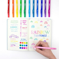 What's New: Tombow Twin Tone Markers