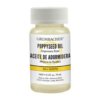 Grumbacher Poppyseed Oil