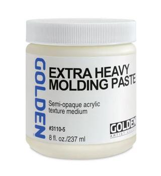 Golden Extra Heavy Molding Paste, 8 oz