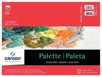"""Paper Palette Pad, 12"""" x 16"""""""