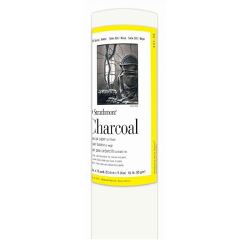 Strathmore 300 Series Charcoal Roll