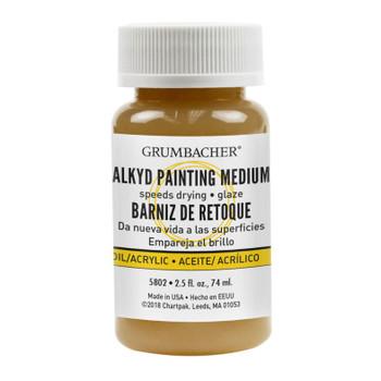 Grumbacher Alkyd Painting Medium