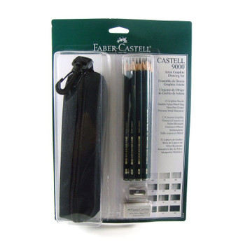 Castell 9000 Artist Graphite Drawing Set