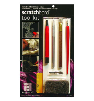 Scratchbord Tool Kit