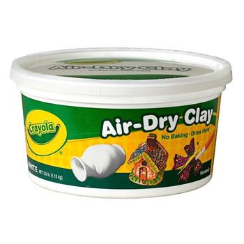 Crayola Air-Dry Clay, 2.5lb