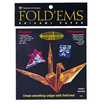 Fold'Ems Hologram Origami Pack