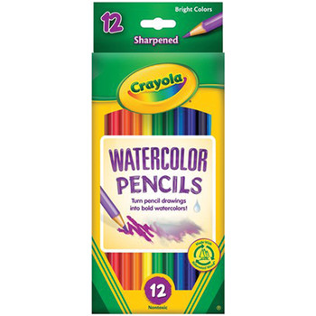 Crayola Watercolor Pencil Set
