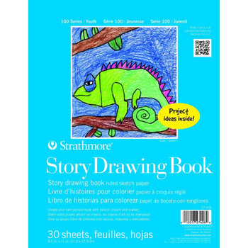 Kids' Story Drawing Book