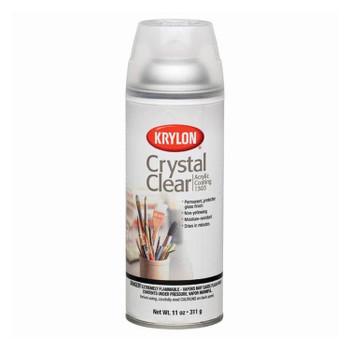 Krylon Crystal Clear Coating