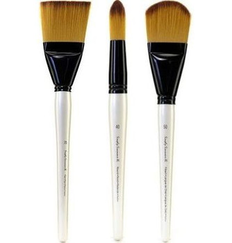 Simply Simmons XL Soft Synthetic Brushes