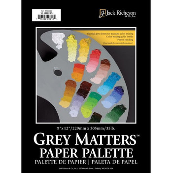 Grey Matters Palette Pads