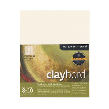 Claybord Multi-Media Panels