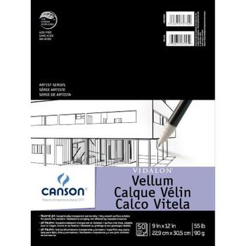 Canson Vidalon Vellum Tracing Pads