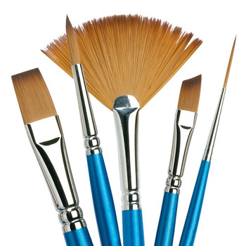W&N Cotman Watercolor Brushes