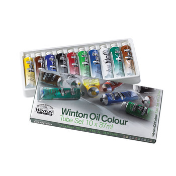 W&N Winton Oil Color Sets