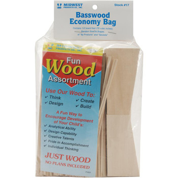 Wood Economy Bags Basswood