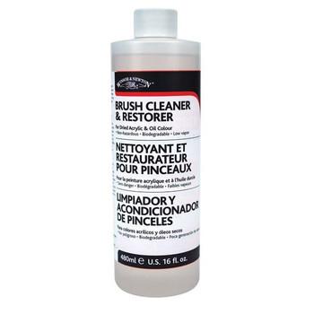 W&N Brush Cleaner and Restorer