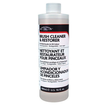 W&N Brush Cleaner and Restorer