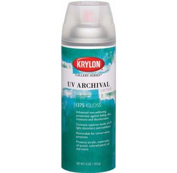 Krylon UV Archival Varnish