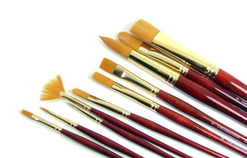 Grumbacher Goldenedge Acrylic & Oil Brushes