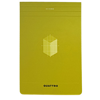Quattro Softcover Journals, Gridded