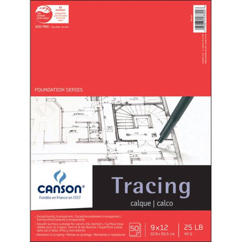 Canson Foundation Tracing Pads