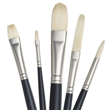 W&N Artists' Oil Brushes