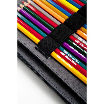 Black Leather Pencil Cases