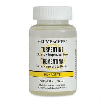 Grumbacher Turpentine