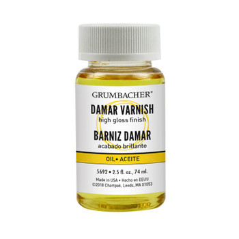 Grumbacher Damar Varnish