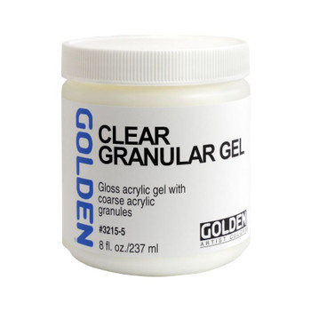 Golden Clear Granular Gel, 8 oz
