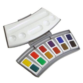 Pelikan Transparent Watercolor Set of 12